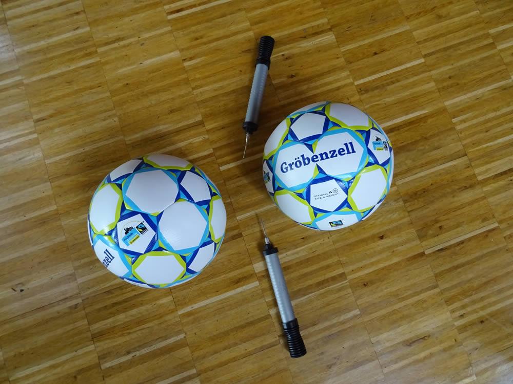 Fairtradefußball Gröbenzell