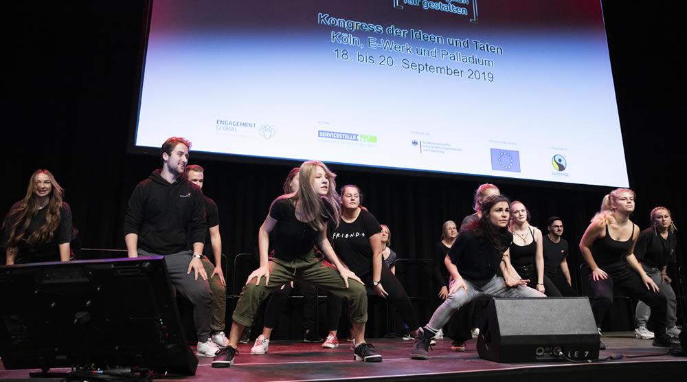 "Köln: Fairtrade Kongress mit ""Small Talk"""