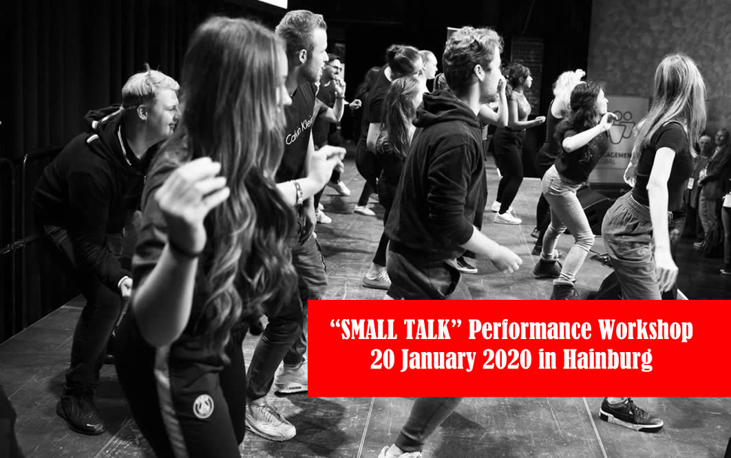 """Small Talk"" workshop in Hainburg / Germany"