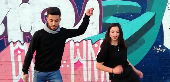 Esma and Moudi – Berlin